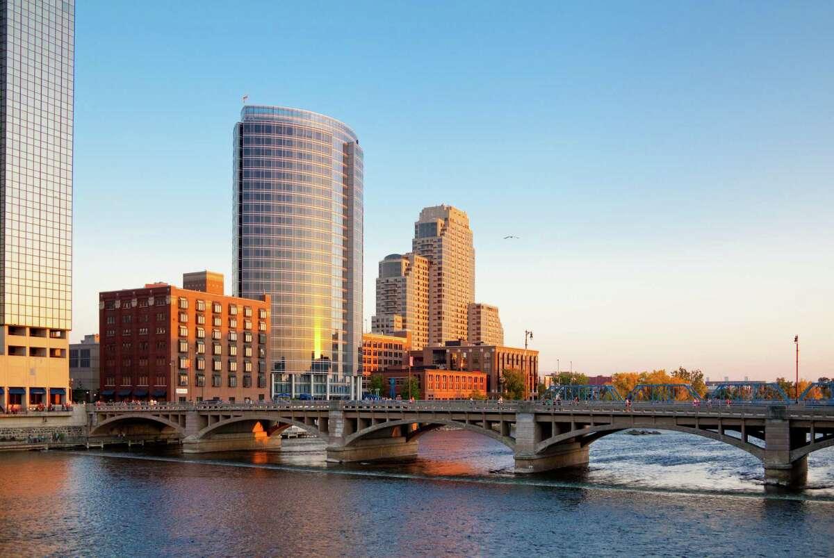 Mid-Size Metro Rankings 9. Grand Rapids, Mich.