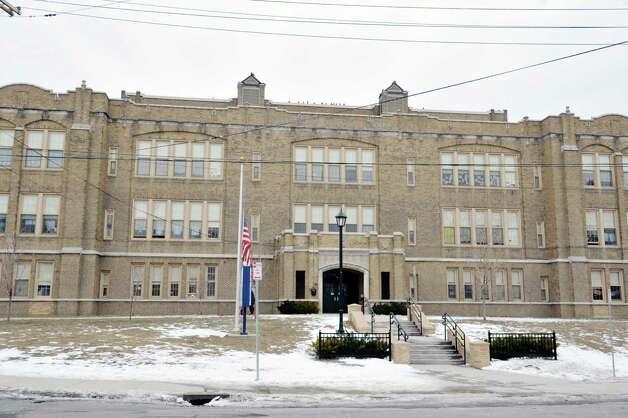 A view of Pleasant Valley Elementary School on Thursday, Jan. 22, 2015, in Schenectady, N.Y.    (Paul Buckowski / Times Union) Photo: Paul Buckowski / 00030316A