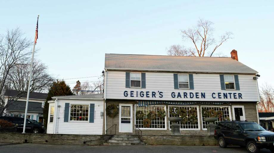 Geiger's Home + Garden, the longtime landmark at 1135 Post Road E. in Westport, has decamped for New Canaan. Photo: Jarret Liotta / Westport News