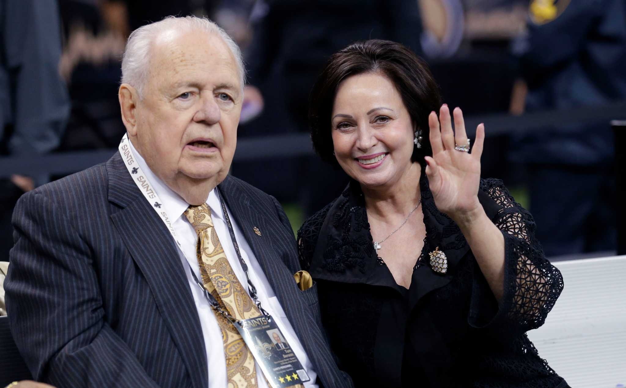 Gayle Benson S Past Now In The Spotlight Expressnews Com