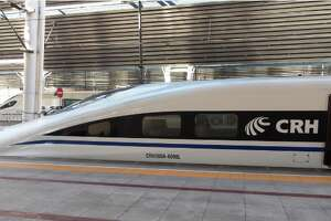 Beijing Moscow train to speed across Asia - Photo