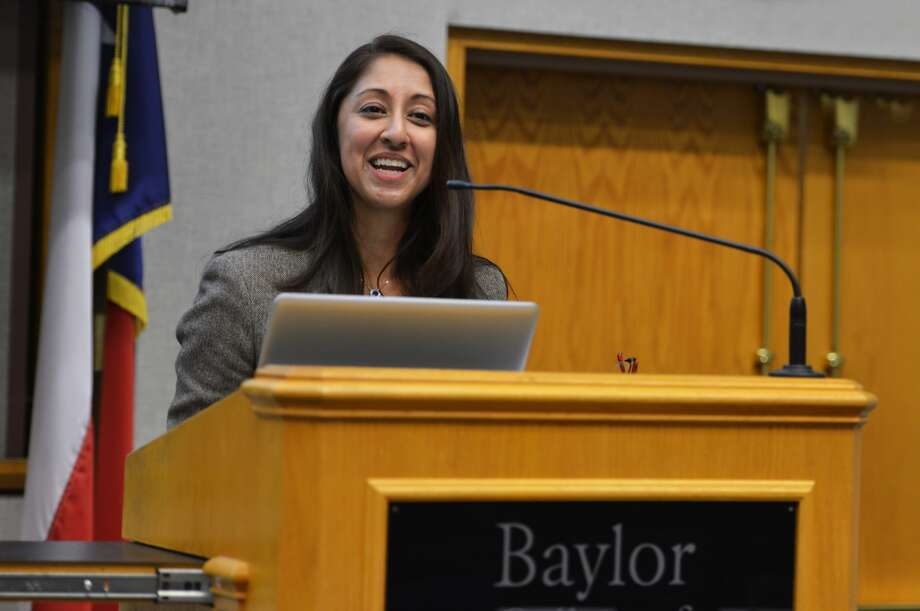 Dr. Sharmila Anandasabapathy, the new director of Baylor Global Initiatives.