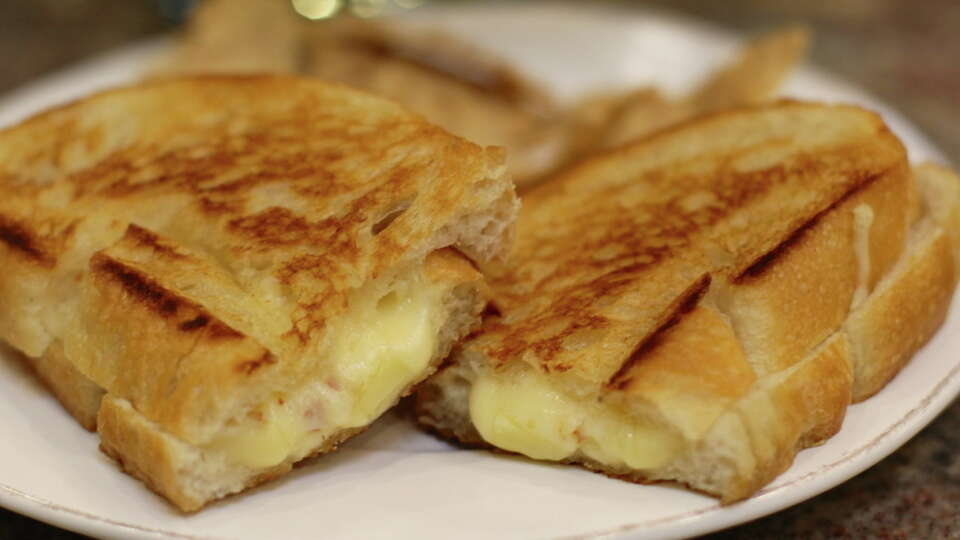 Tanji's Version of Hog Island Oyster Bar's Grilled Cheese Photo-photo...
