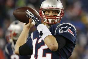 "New England Patriots quarterback Tom Brady told reporters Thursday: ""I have no knowledged of anything."""