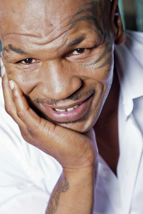 "Former boxer Mike Tyson said of his touring solo show: ""I could never be Mike Tyson up there onstage. I would fall apart."" Photo: Courtesy Photo"