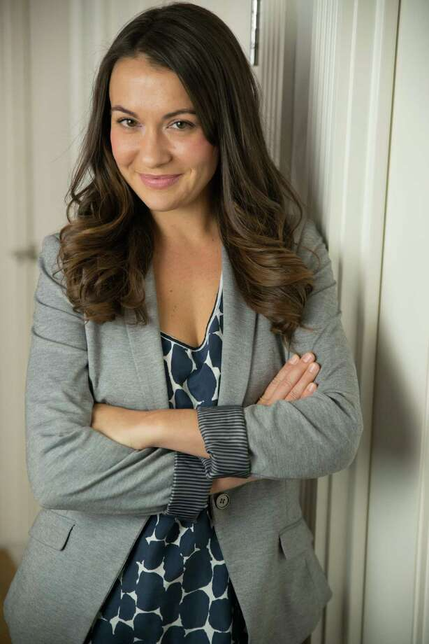 """Greenwich High School alum Stefanie O'Connell has become a personal finance guru in recent years, with a new book out called """"The Broke and Beautiful Life."""" Photo: Contributed Photo / Greenwich Time Contributed"""