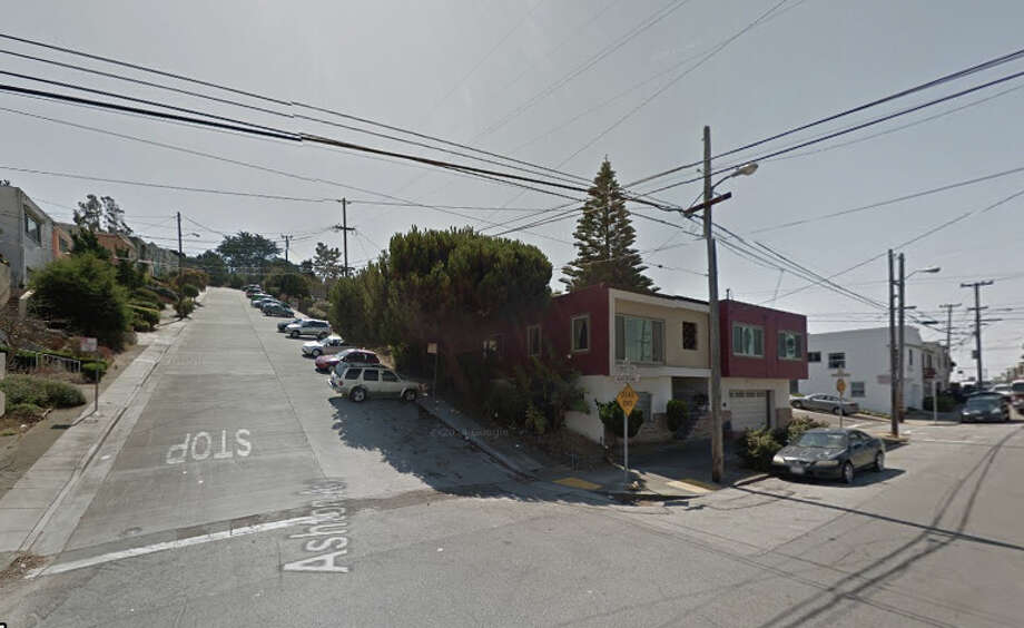 San Francisco police officers had responded to Grafton and Ashton avenues Thursday evening to a report of a family argument that turned into a police standoff. Photo: Google Maps