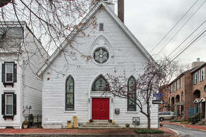 Live in a church: Chapel-turned-home for sale - Photo