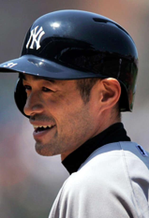 Ichiro Suzuki might get his 3,000th hit as a Marlin. Photo: PAUL BEATY / Associated Press / FR36811 AP