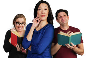 'The Book Club Play' at Center Repertory Company - Photo