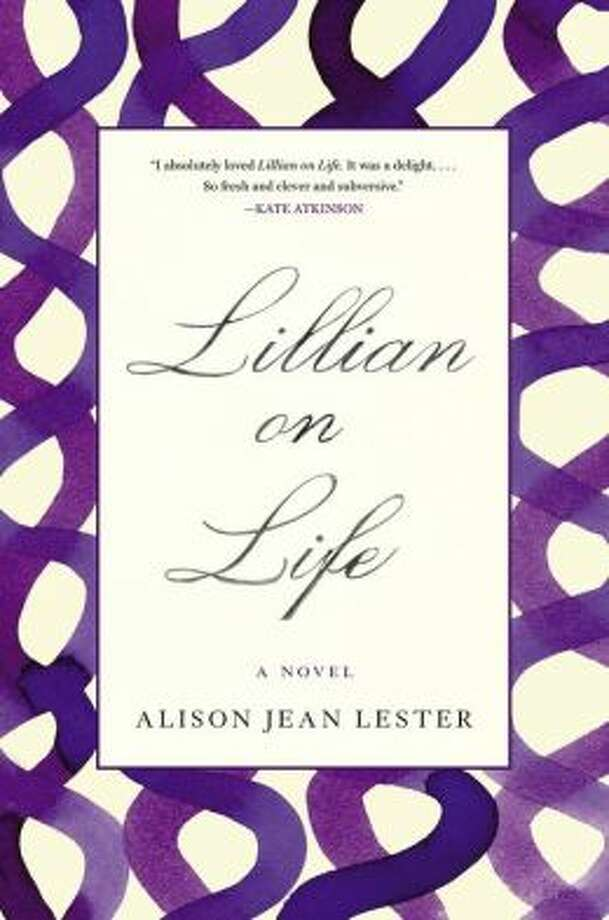 """Lillian on Life"" by Alison Jean Lester Photo: Xx"