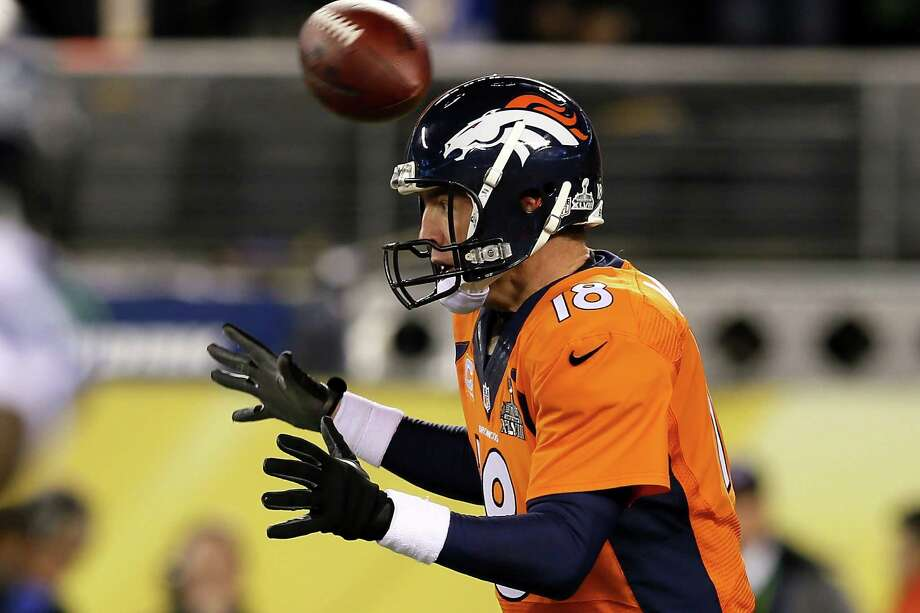 The Denver Broncos got off to a bad start in last year's Super Bowl with a missed snap. Take a look at some of the most memorable moments in Super Bowl history by clicking through this slideshow. Photo: Kevin C. Cox, Getty Images / 2014 Getty Images