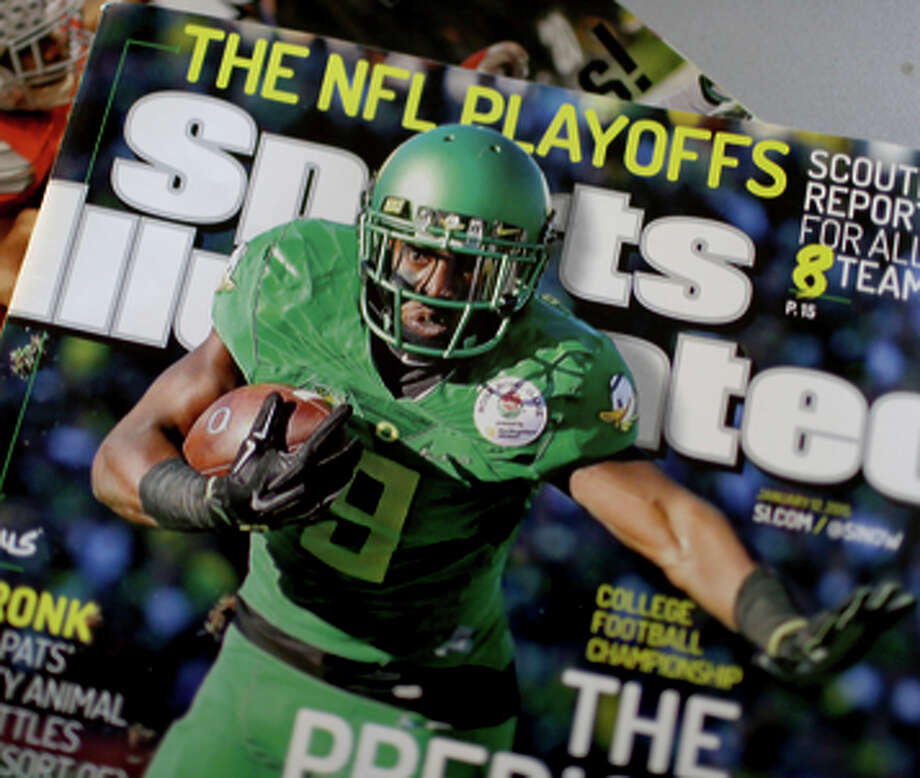 Time Inc., the parent company of Sports Illustrated, announced Friday it was laying off all six of its staff photographers. Photo: Joe Raedle / Getty Images / 2015 Getty Images