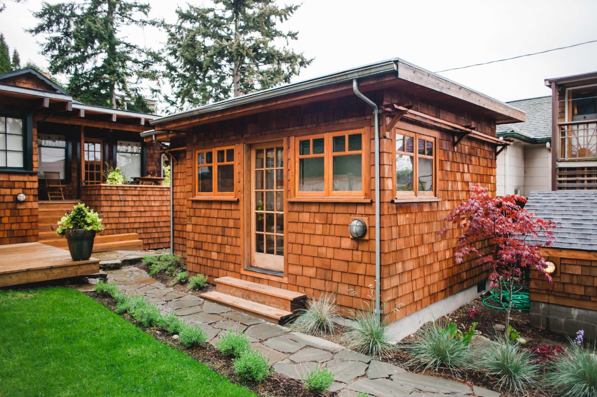 Seattle Backyard Cottage Guide : Unique Airbnb spots in Seattle  seattlepicom