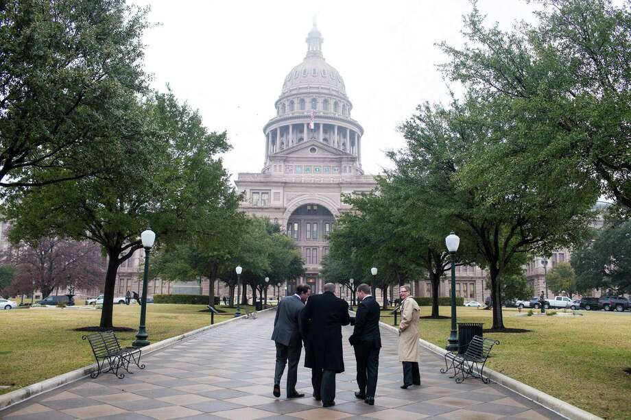 The Texas House has passed a historic cut in the state sales tax rate, likely setting up a showdown with the Texas Senate which is moving toward a property tax cut instead. Photo: BEN SKLAR /New York Times / NYTNS
