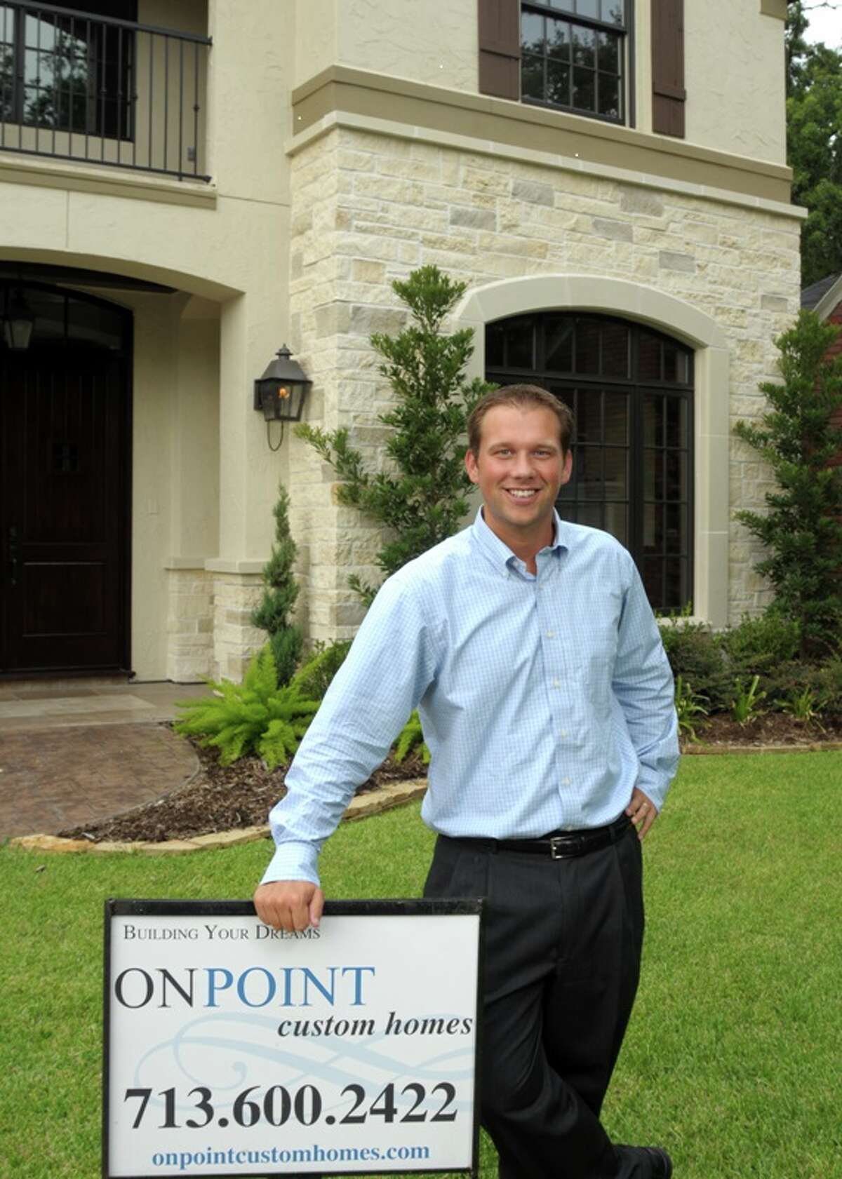 John Leggett is founder and CEO of On Point Custom Homes.