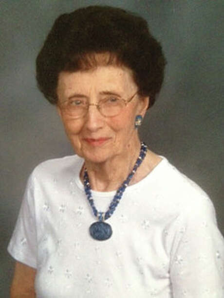 obit photo for Mary Elizabeth Smith Tomme, who died Jan. 20 in San Antonio Photo: Courtesy / Courtesy