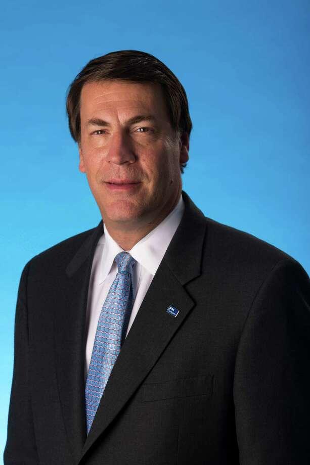 BBVA Compass has named Mark Montgomery chief executive officer of Houston. He previously served as Houston city president for the bank. BBVA executive photos, Sept. 9, 2013 in Houston at BBVA Post Oak. Photo: Eric Kayne / ©Eric Kayne 2013