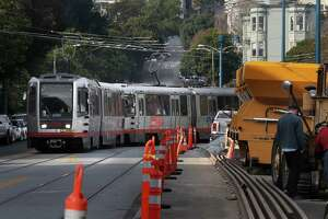 Court orders work on Muni streetcar loop in Dogpatch stopped - Photo