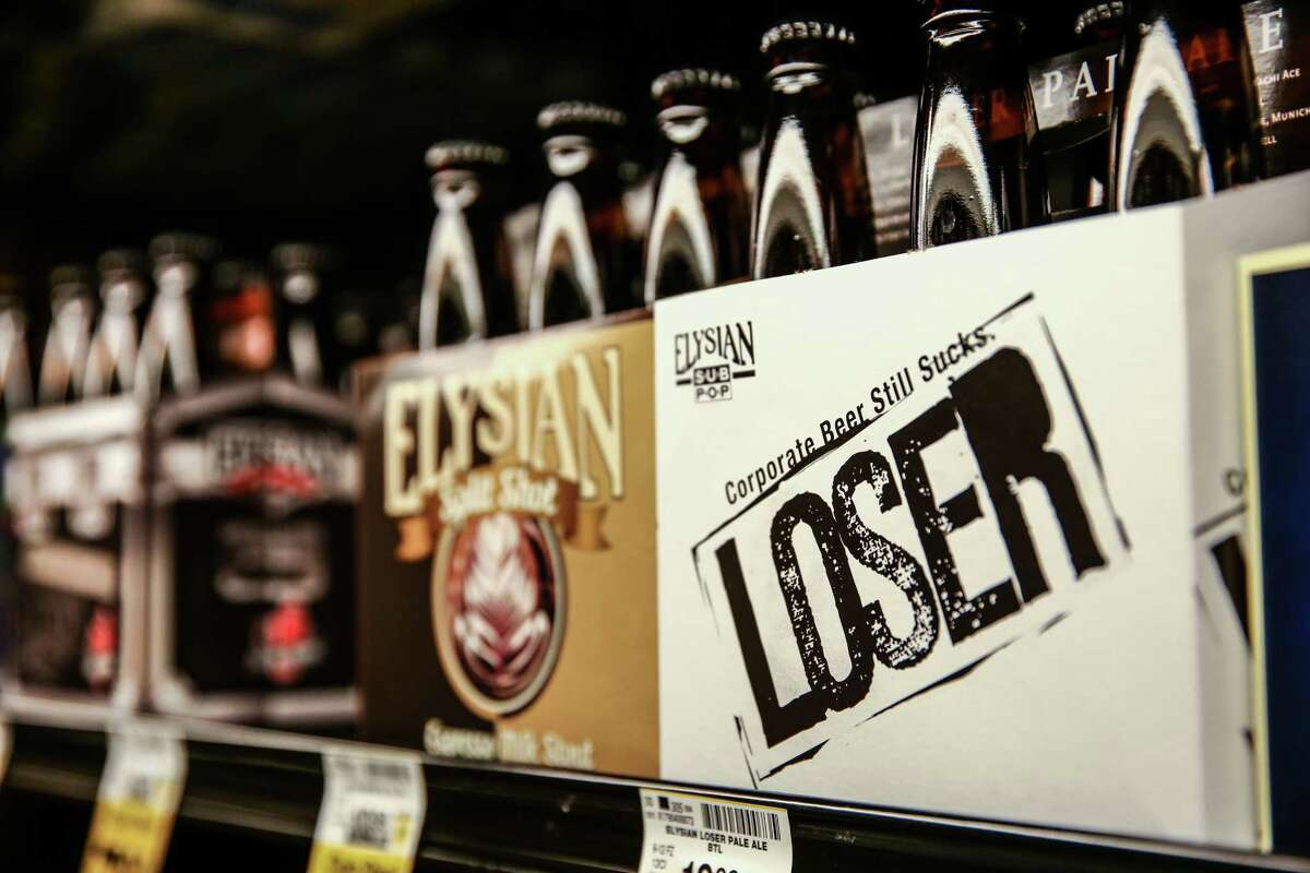 Seattle's Elysian Brewing Co., makers of the popular Space Dust IPA, was similarly purchased by AB InBev for an estimated $60 million in January 2015. Its co-founder, Dick Cantwell, left not long after the transition period, and eventually wound up in San Francisco, where he, New Belgium and Belgium's Oud Beersel purchased the Magnolia Brewing Company.