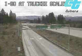 No snow at all at Truckee, the fifth snowiest city in America