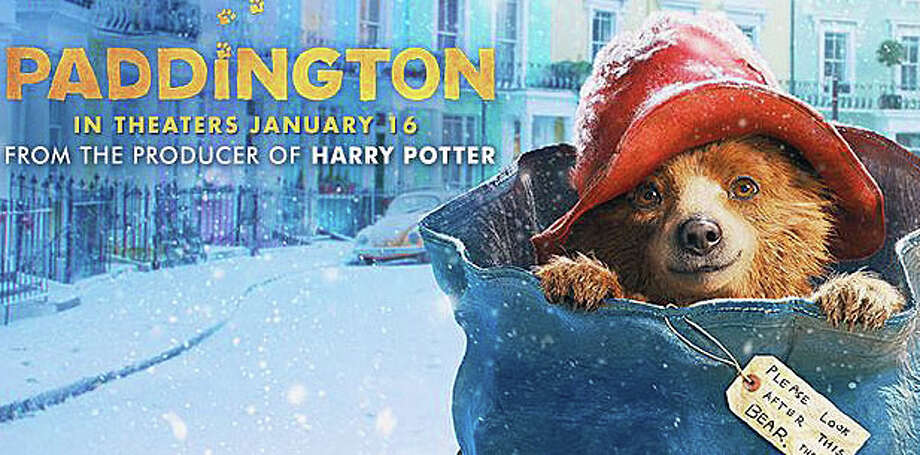 "The new movie, ""Paddington,"" tells the story of an orphaned bear in London. Photo: Contributed Photo / Westport News"