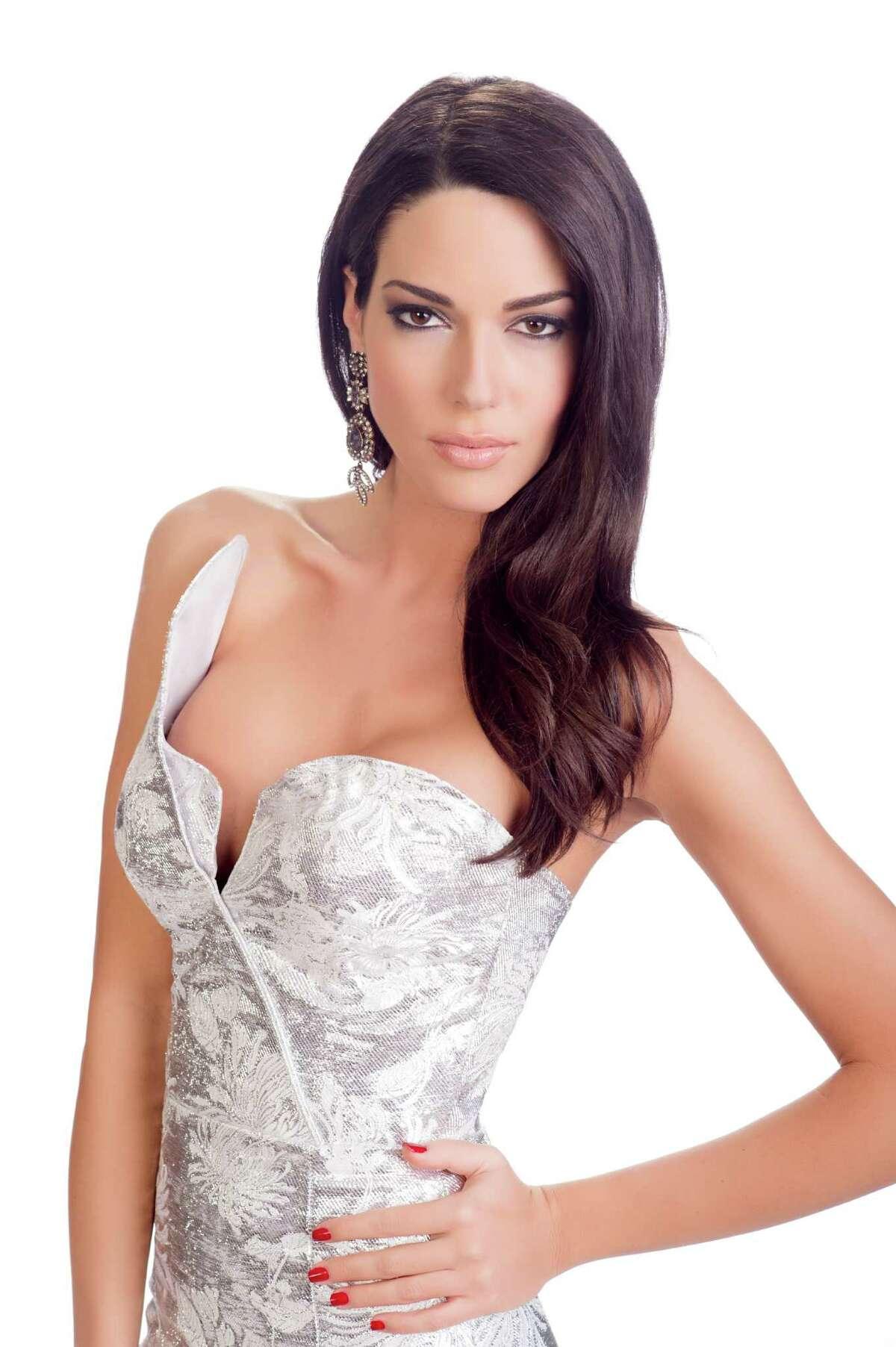 Ismini Dafopoulou, Miss Greece.