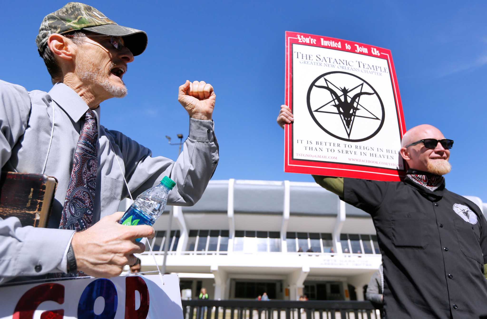 Is The Satanic Temple for real? - HoustonChronicle com