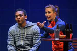 """X's and O's"" review: Play loves football to death - Photo"