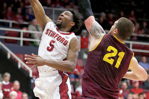 "Stanford's ""Big 3' lighting up Pac-12 - Photo"