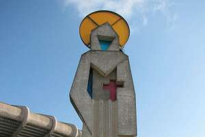 City seeks home for St. Francis statue after Candlestick eviction - Photo