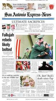 Nov. 12, 2004 Photo: Express-News File Photo