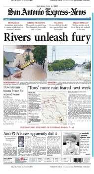 July 6, 2002 Photo: Express-News File Photo