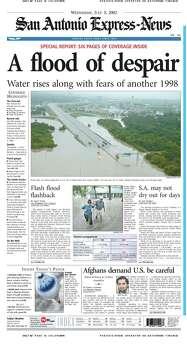 July 3, 2002 Photo: Express-News File Photo