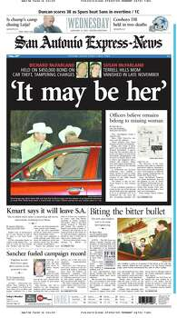 Jan. 15, 2003 Photo: Express-News File Photo