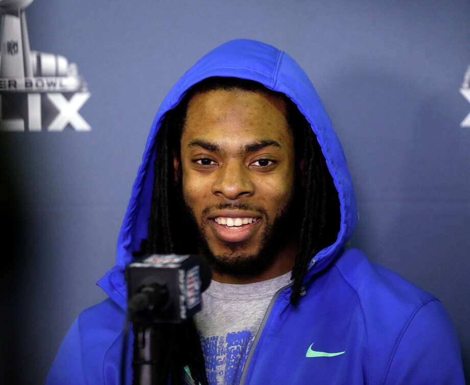 Richard Sherman expects the Patriots to go unpunished. Photo: David J. Phillip / Associated Press / AP