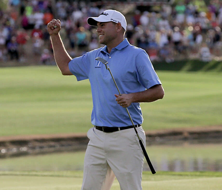 Bill Haas, who did not win in 2014, was making his first start since November after taking a break to rest a fractured left wrist. Photo: Chris Carlson / Associated Press / AP