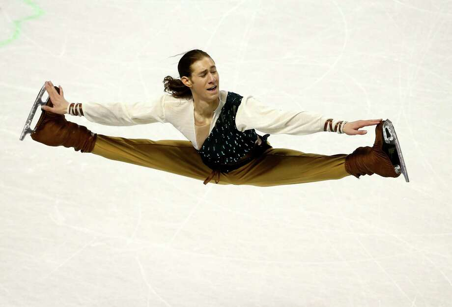 Jason Brown has gold and silver medals in the U.S. Championships by age 20. Photo: Streeter Lecka, Staff / 2015 Getty Images