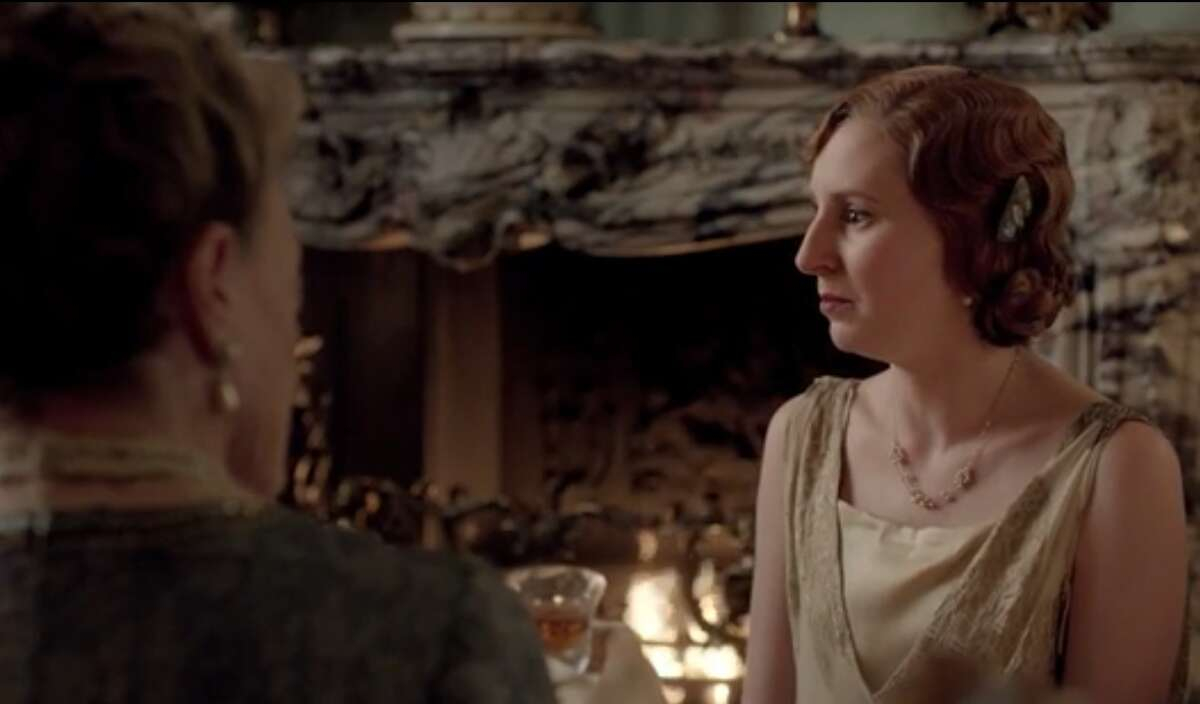 """Lady Violet to Edith: """"You must learn to leave things behind."""" But does Violet mean that?"""