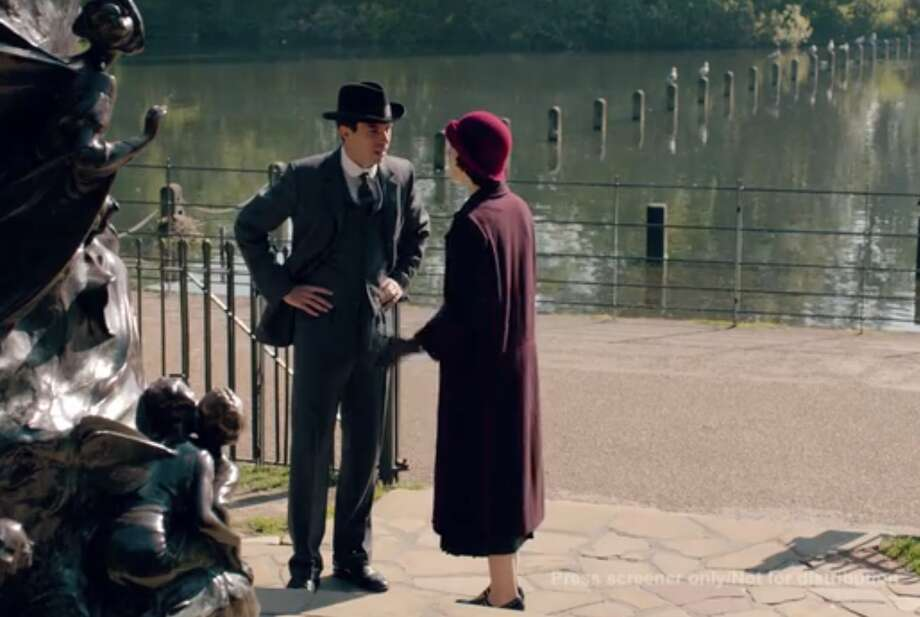 Lord Gillingham -- furious, wounded, rejected -- can't understand Lady Mary. Lady Mary shrugs.