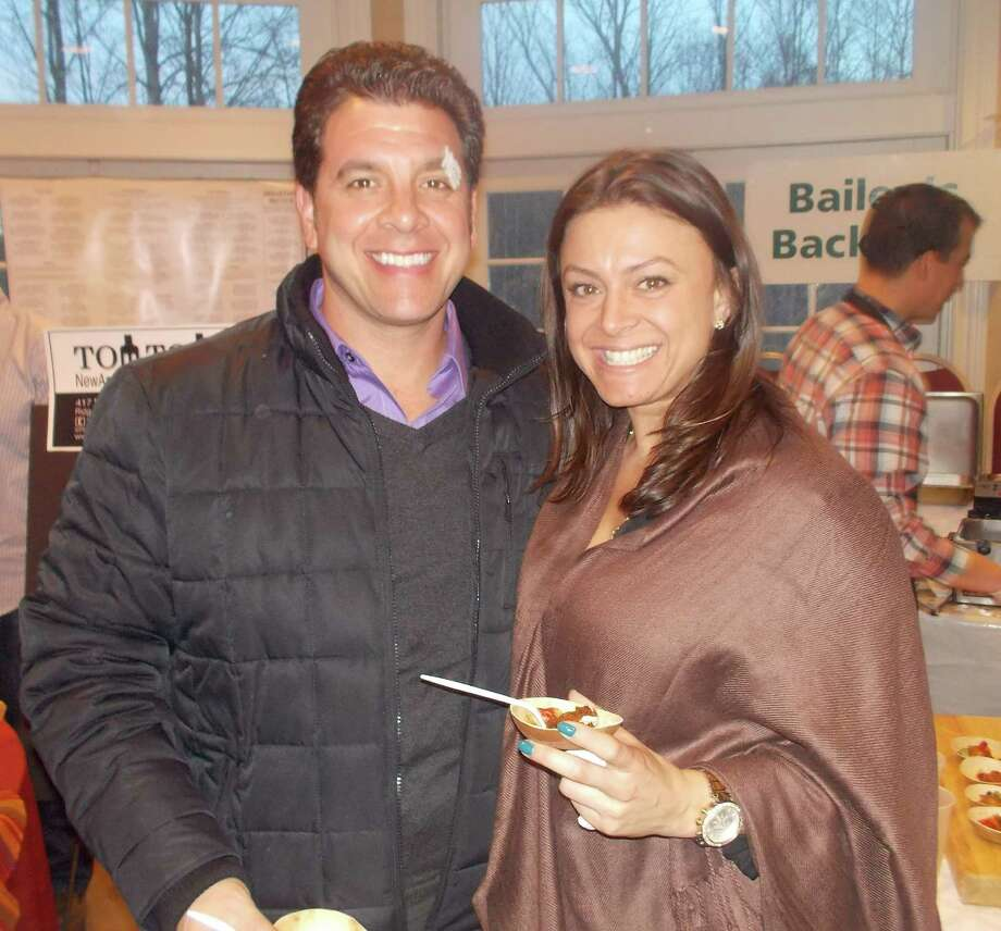 The 16th annual Taste of Ridgefield, the town's premier food and wine event that benefits dozens of local organizations, was held on January 25, 2015. Were you SEEN? Photo: Annie McCarthy Dance / Hearst Connecticut Media Group