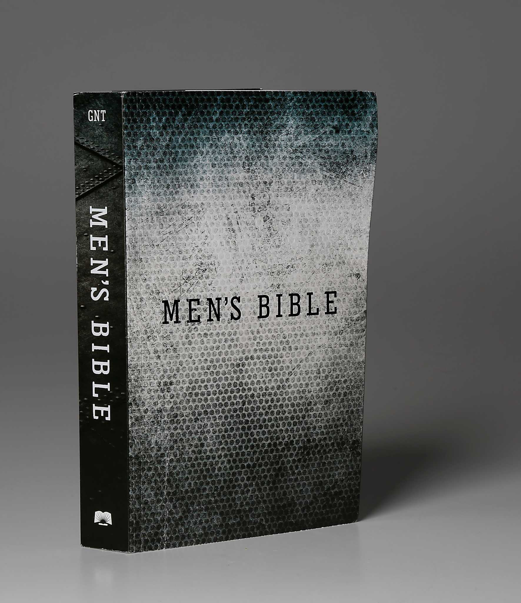 New Bible addresses men's challenges in modern life