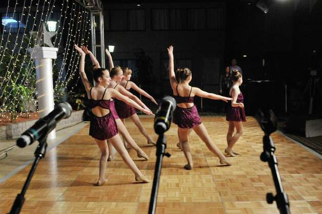 Members of Creative Dance Arts out of Clifton Park perform at the 55th Annual Center for Disability Services Telethon on Sunday, Jan. 25, 2015, in Albany, N.Y.     (Paul Buckowski / Times Union) Photo: Paul Buckowski / 00030341A