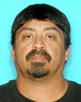 "Eusebio DeLeon: 5/10/72, 5'10"", 280 lbs. Wanted For: Murder and Unauthorized Use of a Motor Vehicle. Last known address: Falfurrias, Texas Details: On March 27, 2012, Eusebio DeLeon's estranged wife was found in her residence in Falfurrias, Texas, with severe injuries from blunt force trauma to her head. Authorities believe DeLeon beat her with a five-pound dumbbell and wrapped an ironing cord around her neck. She later died from the injuries. Two days later, DeLeon was arrested in Ann Arbor, Michigan, on a warrant out of Brooks County (Falfurrias, Texas) and extradited back to Texas. He bonded out in October 2013 and was required to wear an ankle monitor. In December 2013, a few weeks prior to his scheduled court date, he cut off his ankle monitor and fled. Photo: Texas Department Of Public Safety"