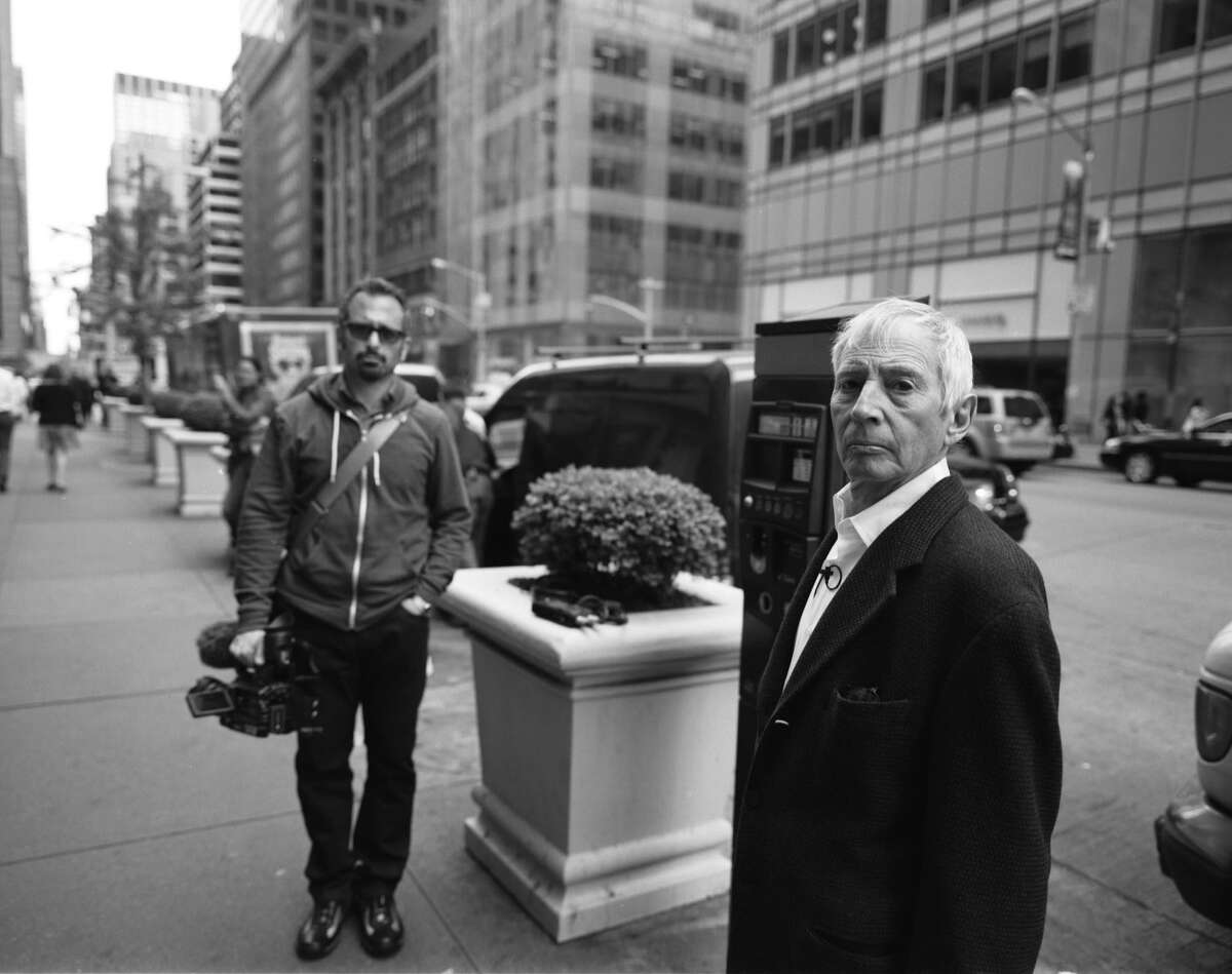 """The Robert Durst trials The Robert Durst saga continued in 2015. The accused killer, who has been suspected but not convicted in at least two cases, made headlines during filming of the HBO documentary """"The Jinx."""" With his mic on, he apparently muttered, """"What the hell did I do? Killed them all, of course.""""  Related story:Robert Durst charged with murder, says on TV he 'killed them all'"""