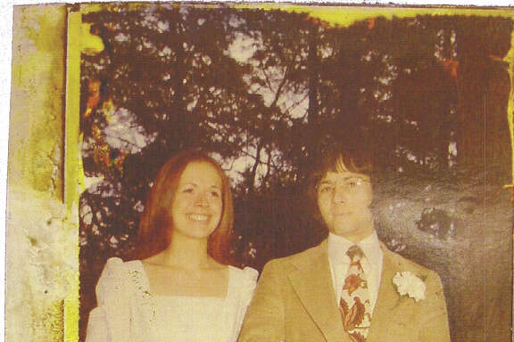 """Robert Durst and wife Kathleen Durst seen in a still from the HBO documentary """"The Jinx: The Life and Deaths of Robert Durst."""" (HBO)"""