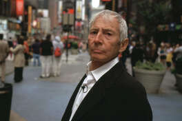 "Robert Durst in the HBO documentary ""The Jinx: The Life and Deaths of Robert Durst."" (HBO)"