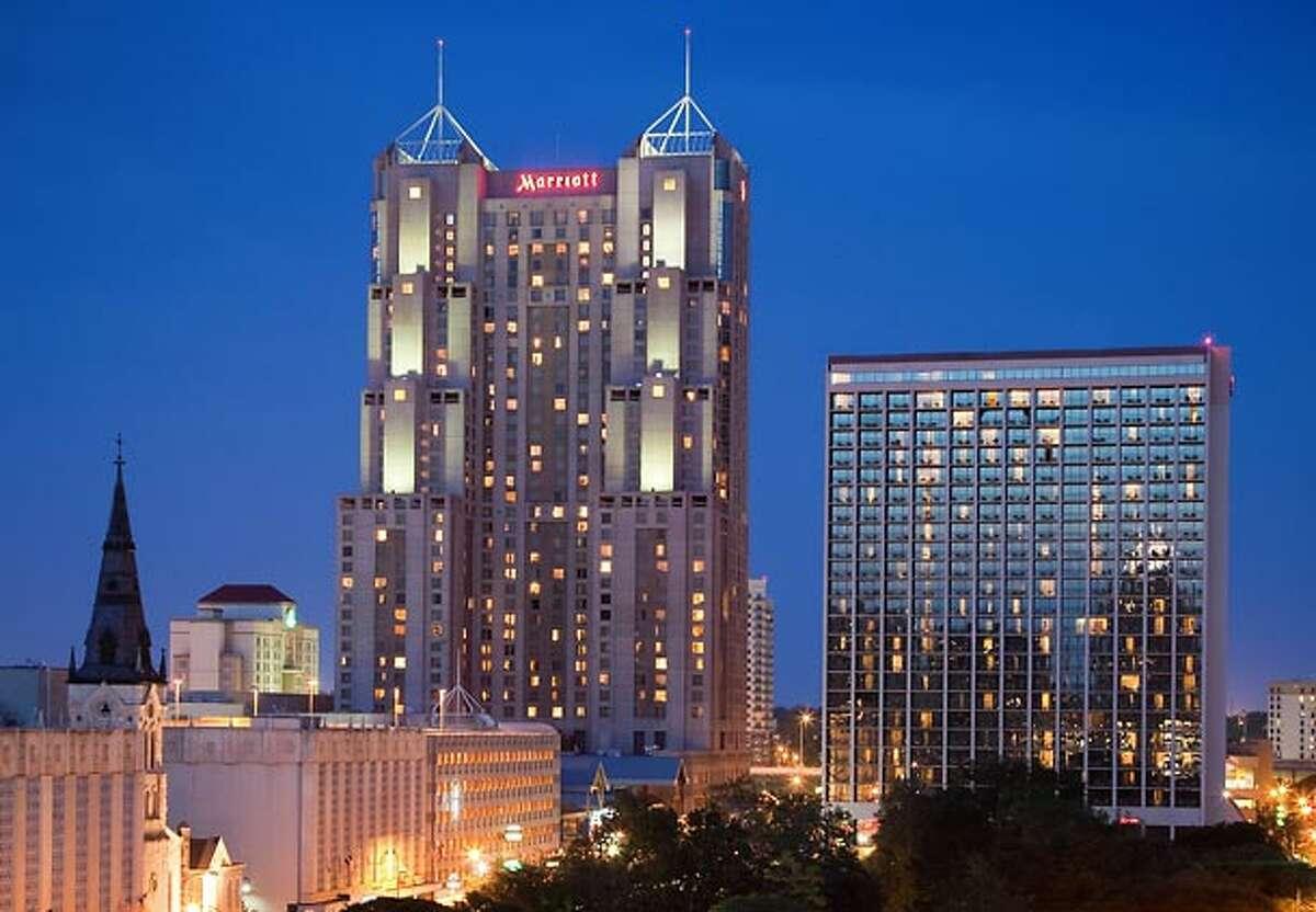 19. San Antonio Marriott Rivercenter Gross alcohol sales: $211,769