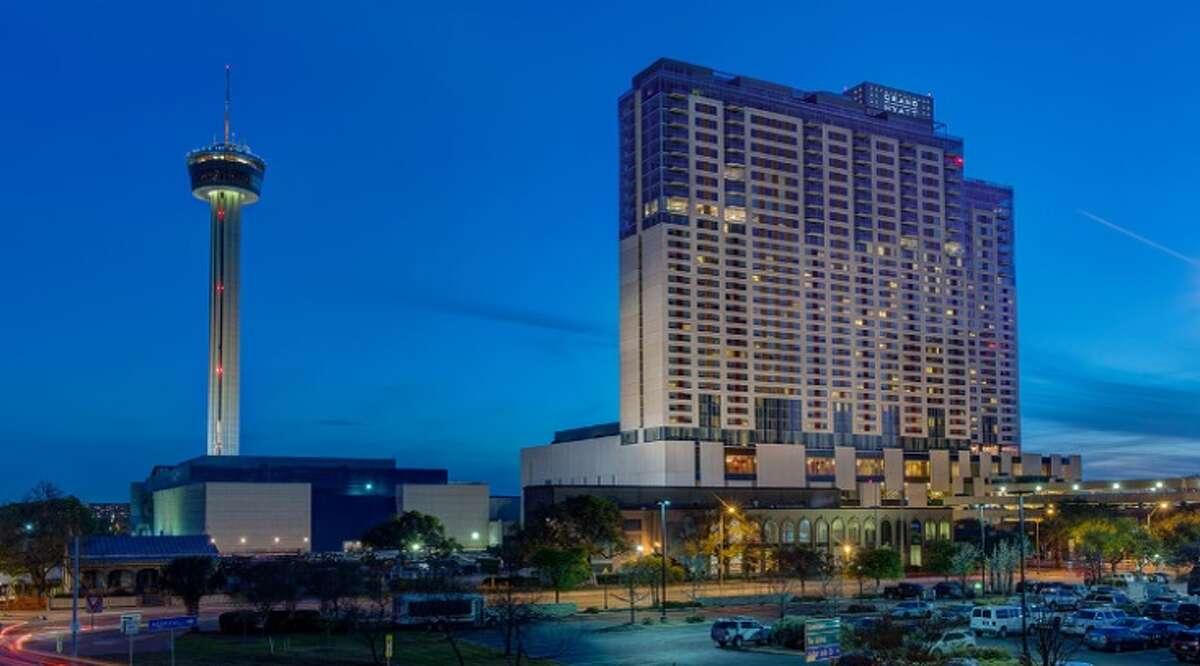 20. Grand Hyatt San Antonio Gross alcohol sales: $202,808