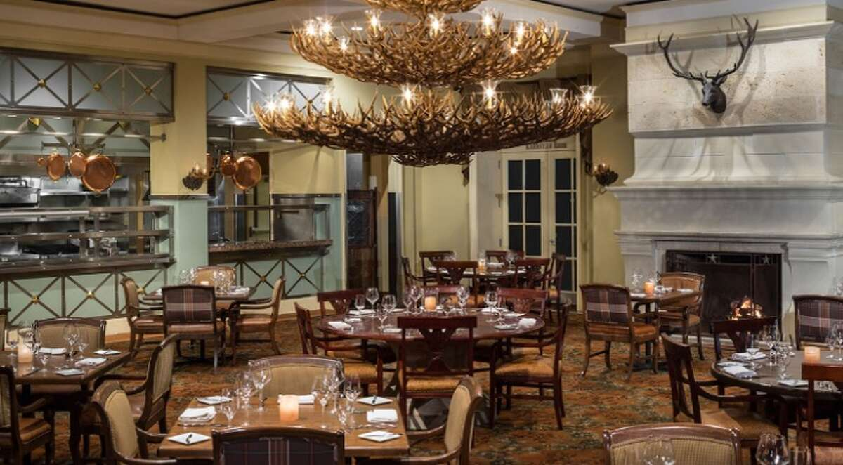 Antlers Lodge in Hyatt Regency Hill Country Resort and Spa9800 Hyatt Resort Drive, 210-520-4001, antlerslodgerestaurant.com It will have a family-style dinner, 3-9 p.m. $59 adults, $42 seniors, $22 children ages 6-12. Menu will offer soup; salad; roast turkey roulade; salt-crusted roasted red snapper; roast ham with citrus-vanilla glaze; sides of vegetable hash, garlic mashed potatoes, candied yams, five-bean casserole, roasted cauliflower and broccoli, and cranberry sauce; and chef's choice dessert selection.